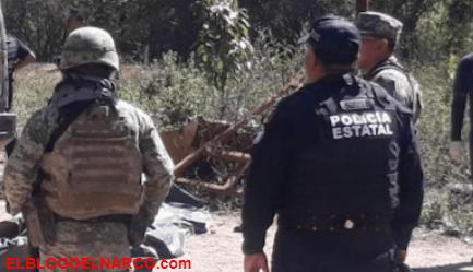 Fuerte topon entre sicarios y policías en Zirándaro, Guerrero, dejan 3 muertos y 1 policía estatal herido