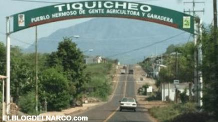 Habitantes de Tiquicheo, Michoacán, atrapados en la guerra del CJNG y Familia Michoacana