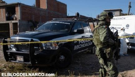 La guerra entre el CJNG y Los Viagras han dejado 10 muertos en Michoacán, hallan fosa clandestina