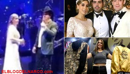 """La misteriosa """"Emperatriz del Narco"""" mencionada en la boda de la hija de """"El Chapo"""" Guzmán"""