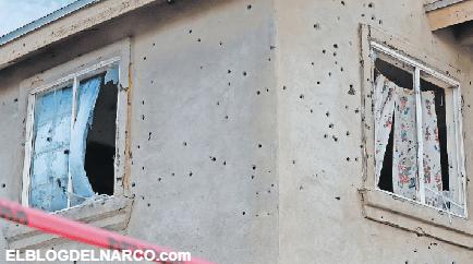 Seis sicarios fueron abatidos en Ciudad Juárez, Más de mil tiros; había niños cerca...