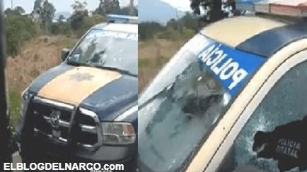 Vídeos donde Sicarios agreden a Policías en Córdoba; Veracruz, cuatros elementos fueron ejecutados