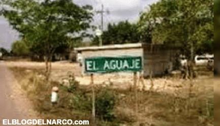 40 trocas cargadas de sicarios del CJNG a El Aguaje, Michoacán para toparse con Los Viagras
