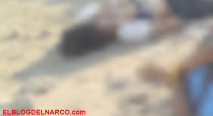 A plomo ejecutan y tiran a 2 sujetos y una mujer en camino de terracería en Léon, Guanajuato