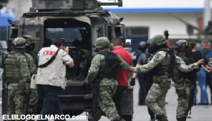 Capturan a cuatro por balacera en Seguro Social de Culiacán, Sinaloa