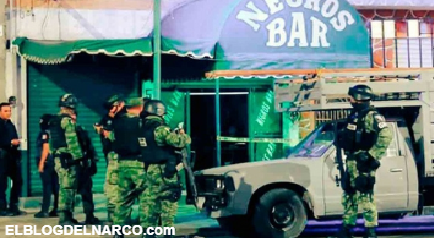 Dejan siete muertos ataques armados en bares de Guanajuato