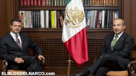 EEUU va por funcionarios y militares en gobiernos de Calderón y Peña Nieto por narcotráfico y corrupción...
