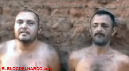 ESCALOFRIANTE: El día que ejecutaron a dos Chapo con una Sierra de mano para madera
