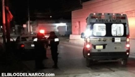 Ejecutan a un hombre al salir de un bar en Nuevo León
