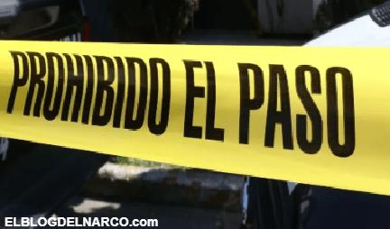 Ejecutan a un hombre en Reynosa, traía a su bebé en brazos