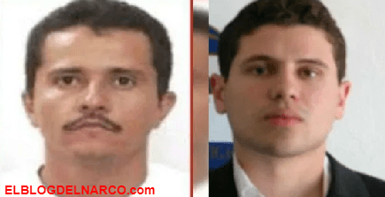 El Mencho y los Chapitos culpables del derramamiento de sangre en México