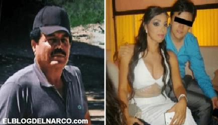 Ella es María Teresa Zambada ... La sensual heredera de El Mayo Zambada, líder del Cártel de Sinaloa