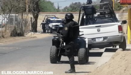 Emboscan a 4 custodios del Cereso Mil en Guanajuato; mueren dos