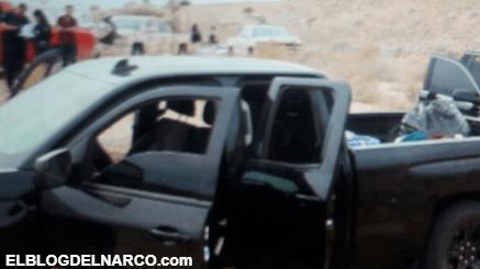 En Sonora tres Sicarios fueron abatidos al enfrentarse a Soldados, 1 elemento fue herido (Fotografías)