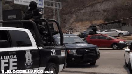 Fuerte enfrentamiento entre sicarios en la sierra de Leonardo Bravo, Guerrero, dejan 5 sujetos abatidos