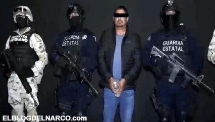 Golpe al huachicolero el Marro, autoridades mexicanas capturan a la Vieja...