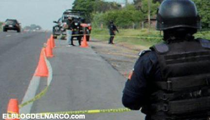 Hallan narcofosa con ocho ejecutados, dos mujeres entre ellos, en Huanimaro, Guanajuato