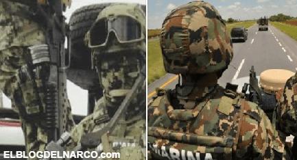 La Marina saldrá a combatir el CJNG en SLP, tienen en la mira a líderes del narco y huachicoleros...