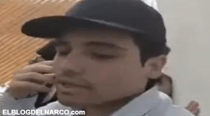Ovidio, hijo del Chapo Guzmán reaparece en redes con foto con varias libras de más