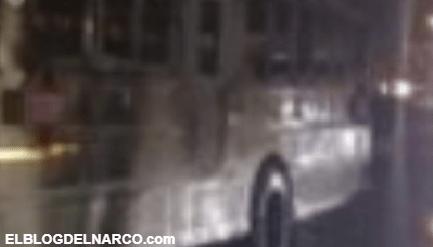 Sicarios del C.D.N atacan de nuevo a autobuses pero se topan con Fuerzas Federales en NL (VÍDEO)