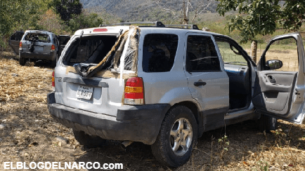 Sicarios del CDN atacan a Guardia Nacional pero terminan huyendo, les decomisan trocas y armas