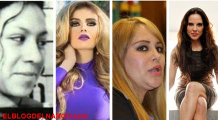 Traiciones, abortos y ejecuciones, la lista de infidelidades de El Chapo Guzmán