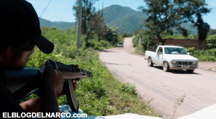 Ya no hay respeto Sicarios con mayor número y con ropa Militar irrumpió Comandancia en Guerrero...
