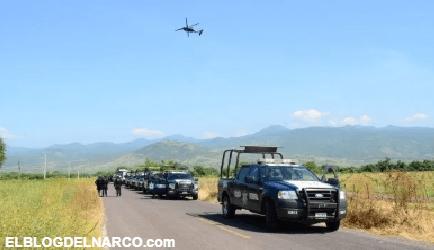 Antena receptora del narco fue decomisada en Michoacán