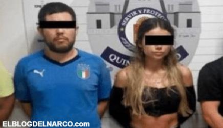 Cae hijo de Succar Kuri y otros cuatro por portación de armas en Cancún