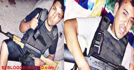 Filtran fotos de los Sicarios responsables de haber torturado y ejecutado a Militar en activo