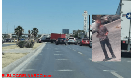 IMÁGENES Siguen las balaceras y persecuciones en Nuevo Laredo