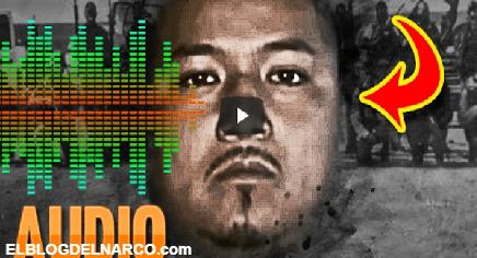 """José Antonio Yepez """"El Marro"""", líder del Cártel de Santa Rosa de Lima reaparece en audio vídeo"""