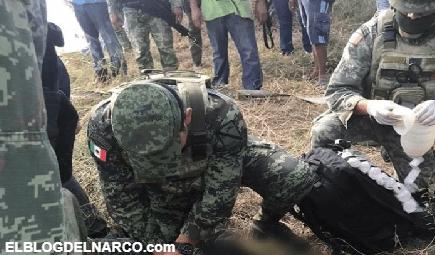 Levantan, torturan y ejecutan a un Soldado en Reynosa; Tamaulipas