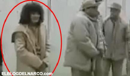 Rocío Villar la mujer que tanto amo al Chapo, terminó en una celda para enfermos mentales