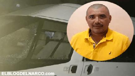Sicarios ejecutan a Obed Durón Gómez, alcalde de Mahahual, Quintana Roo