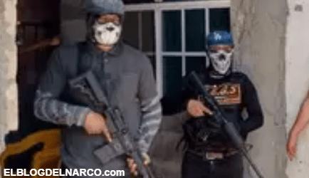 """VÍDEO El arma del narco para mantenerse vigente durante la pandemia y atraer """"Carne de cañón"""""""