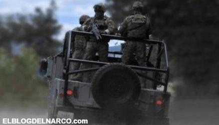"""Villagrán Sicarios contra Marinos parecía una zona de guerra había una """"lluvia de granadas""""."""