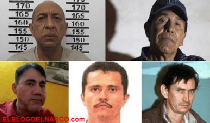 Capos que primero eran maestros, licenciados, chóferes y después se convirtieron en narco