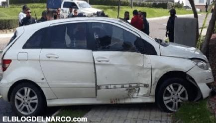 Capturan y hieren a líder de célula del Cártel de Sinaloa tras persecución y balacera
