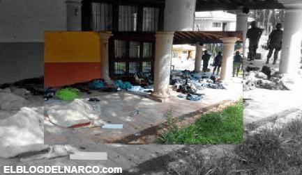 Cinco años de que Federales masacraron a 42 del CJNG en un rancho de Tanhuato, Michoacán