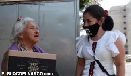 El CDS aprovecha el coronavirus para reafirmarse en Culiacán con despensas y toque de queda