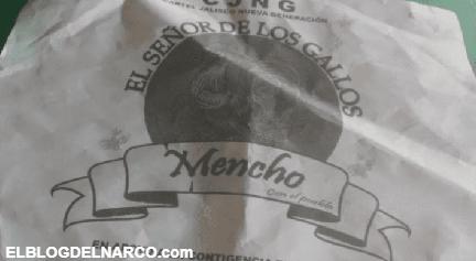 El Mencho no se olvida de su tierra y manda al CJNG a repartir despensas ahora en Michoacán