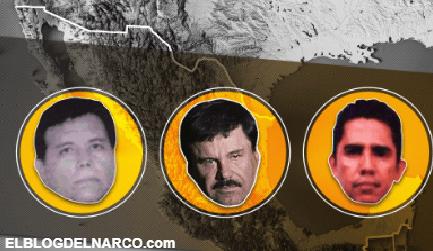 El narco en México; ellos son los capos, carteles y grupos de el narcotráfico que quedan vivos