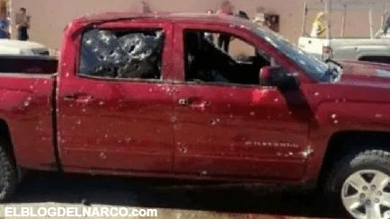 Enfrentamiento deja a dos sicarios y 2 víctimas inocentes muertos en Sonora