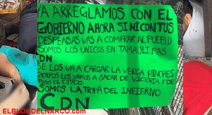 Fotos de los 8 ejecutados entre ellos un menor de 10 años en frutería en Tamaulipas