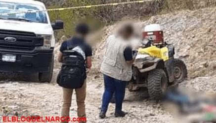 Sicarios atacan a familia y ejecutan al padre y a su hijita de solo dos años