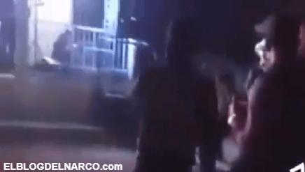 Vídeo de la fiesta de el Cartel de Sinaloa por la fuga de El Chino Ántrax