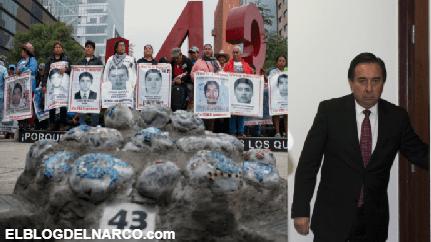 """""""Se acabó la verdad histórica de la desaparición de los 43 normalistas, Tomás Zerón huyó del país"""