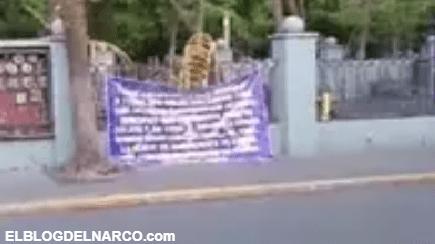 Aparecen mensajes del narco en varios puntos de Guanajuato