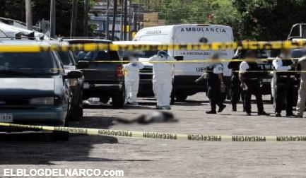 El domingo fue el día más violento en México, registró 117 ejecutados